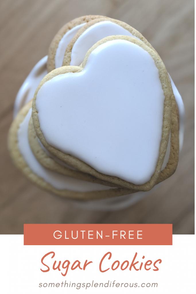 gluten free sugar cookies oat flour